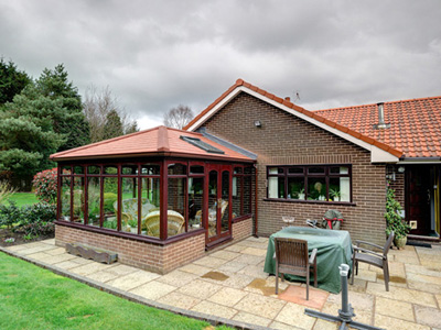 Great Range of External Finishes